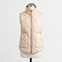 Factory quilted puffer vest - Outerwear - FactoryWomen's Blazers & Outerwear - J.Crew Factory