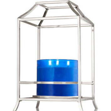 Metal Frame Luminary 3-Wick Candle Sleeve | Bath And Body Works
