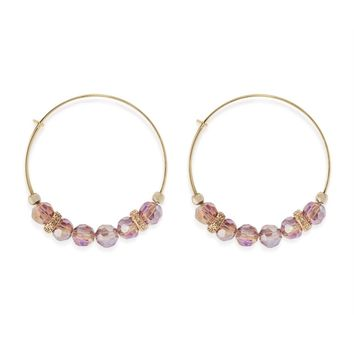 Shining Blush Gleam Earrings