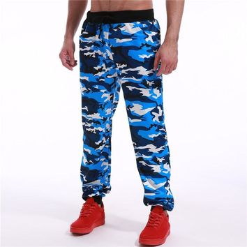 """You Can't See Me"" Camo Pants"