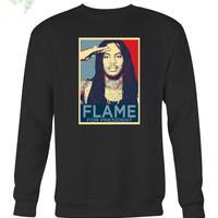 Waka Flocka Long Sweater
