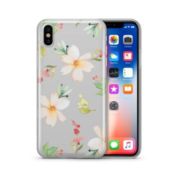 Meadow - Clear Case Cover Phone Case