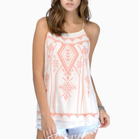 Heart Bandit Top
