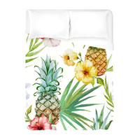 Pineapple Paradise Duvet Cover