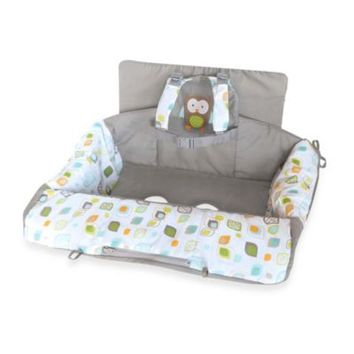 Carter's 2-in-1 Shopping Cart Cover in Owl Print