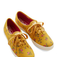 Keds Grand Garden Gait Sneaker in Honey