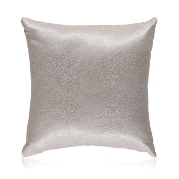 Metallic Decorative Pillow