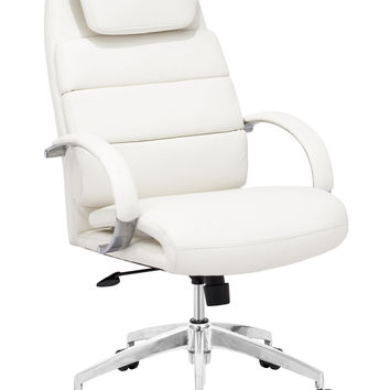 Lider Comfort Office Chair White
