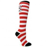 Pirate Design Socks - Socks - Apparel