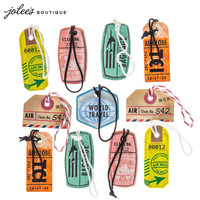 Travel Tags 3D Stickers | Hobby Lobby | 526491