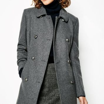 DERAMORE SWING COAT