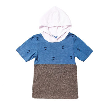 Levi Hooded Tshirt NORTH SHORE