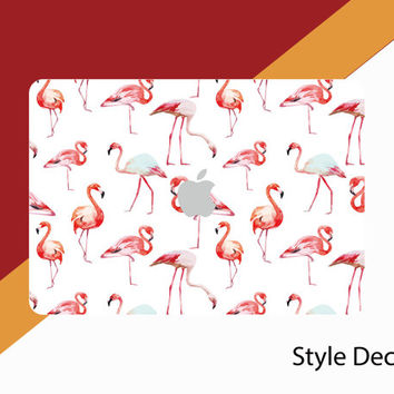 FLAMINGO Keyboard Skin, Keyboard Sticker Keyboard Cover Keyboard Decal Keyboard Case Macbook Case Macbook Skin Laptop Keyboard Mac Pro 13