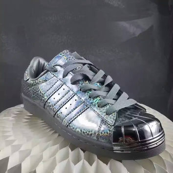 """Adidas"" 3D Colorful Shell Head Casual Sports Shoes"