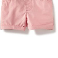 Pull-On Chino Shorts for Baby