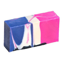 Goat Milk Soap Bar with Lemongrass, Sage Oil (4 Oz)-handmade Organic with Essential Oils. Natural Moisturizing Body Soap for Skin and Face. With Goat Milk, Shea Butter and Natural Glycerin