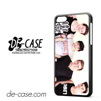 Jc Caylen Ricky Dillon Kian Lawley And Connor Franta DEAL-5838 Apple Phonecase Cover For Iphone 5C