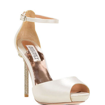 MEREDITH SPARKLY STILETTO EVENING SHOE