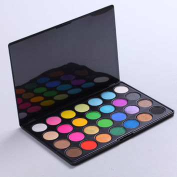 Professional 28-color Eye Shadow [4918377284]