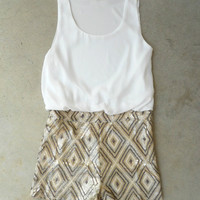 Abbott Creek Party Romper