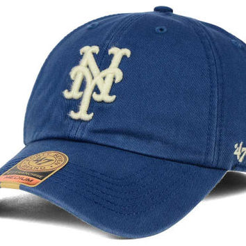New York Mets MLB Off Shore '47 FRANCHISE Cap