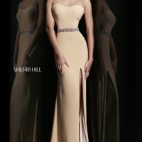 Sherri Hill 4321 Size 2 Sale Prom Dress
