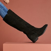 Anthropologie Riding Boots
