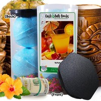 Tiki Party Cash Bath Bombs Tube
