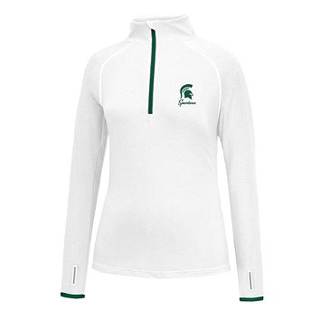 Michigan State Spartans Lifestyle Logo Women's Zip Jacket