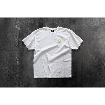 Stussy Float Dyed Tee - Natural