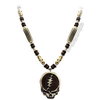 Grateful Dead - Steal Your Face  Necklace on Sale for $9.95 at The Hippie Shop