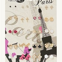 Eiffel Tower Earring 20-Pack | Earrings | rue21