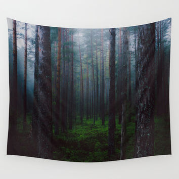 I will make you sleep Wall Tapestry by HappyMelvin
