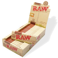 "Raw ""Organic Hemp"" 1 1/4"" Rolling Papers"