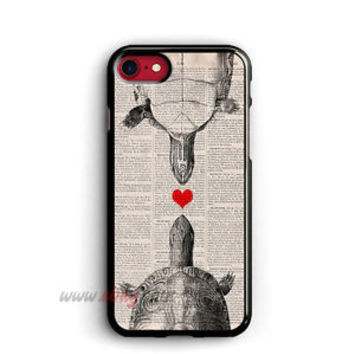 LOVE turtles collage iPhone Cases turtles Samsung Galaxy Phone Cases iPod cover