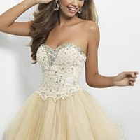 Homecoming dresses by Blush Prom