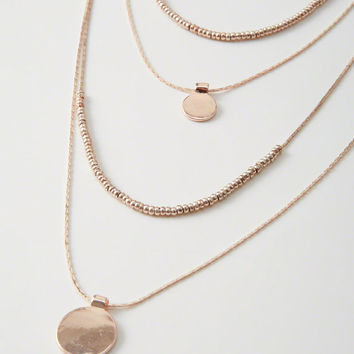 Womens Layering Necklace | Womens Accessories & Jewelry | Abercrombie.com