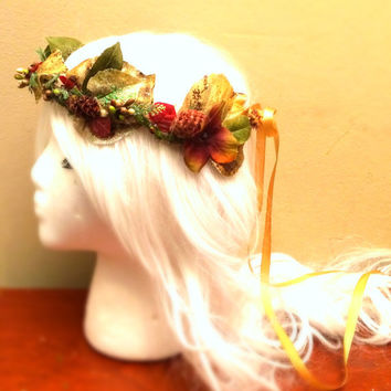 Forest Woodland Crown