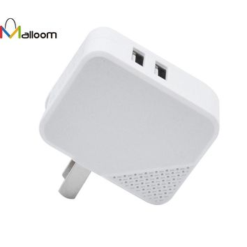 Phone Accessories High Quality 2 Ports USB Charge Travel Wall Fast Travel Charger Dock US Free Shipping For phone