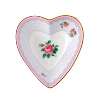Royal Albert Candy Collection Love Lilac Heart Tray - WWRD Australia
