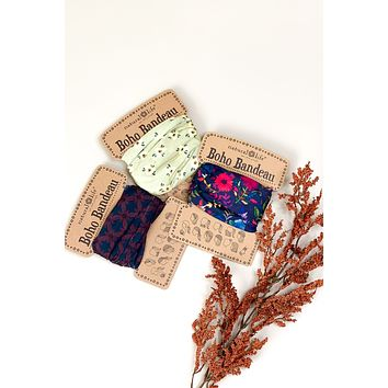 Boho Bandeau - Multiple Options