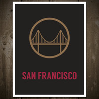 49ers: San Francisco 49ers Poster
