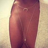 Moon Light Body Chain
