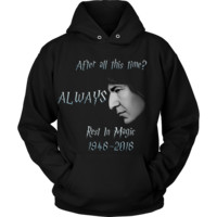 Limited Edition RIP Snape Apparel
