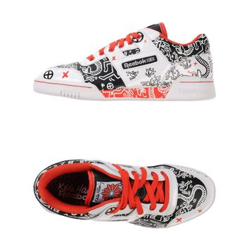 Reebok E Keith Haring Low-Tops & Trainers