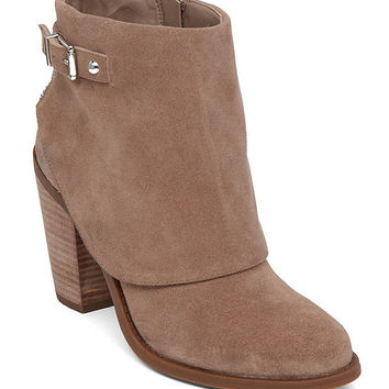 Jessica Simpson Cassley Hooded Booties | Dillards