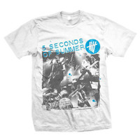 5SOS: Live Collage T-Shirt