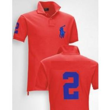 Beauty Ticks Ralph Lauren Paint Men Match Polo Rlmmp020