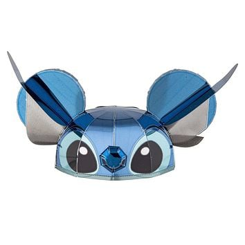 Disney Parks Stitch Ear Hat Metal Earth Model Kit 3D New