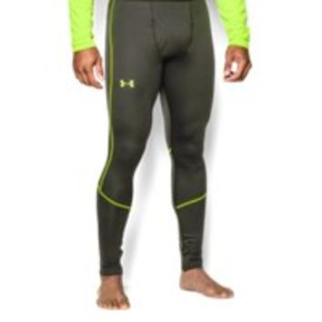 Under Armour Men's UA ColdGear Infrared Grid Leggings